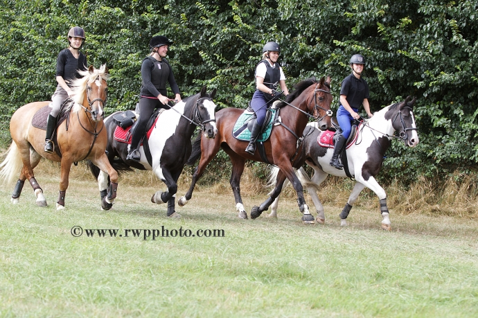 Newmarket Heath Sponsored Ride - 28.08.16