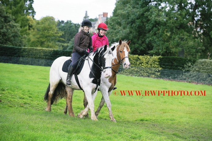 Sandringham Charity Horse Ride - 09.10.16