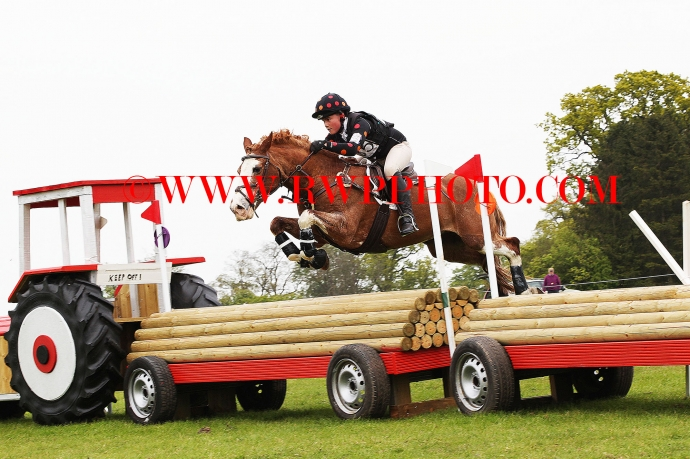 SHPC One Day Event, Ickworth - 30.04.17