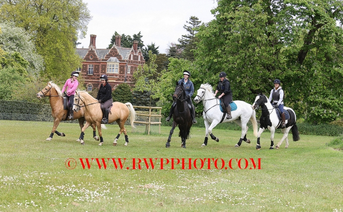 Sandringham Charity Horse Ride - 07.05.17