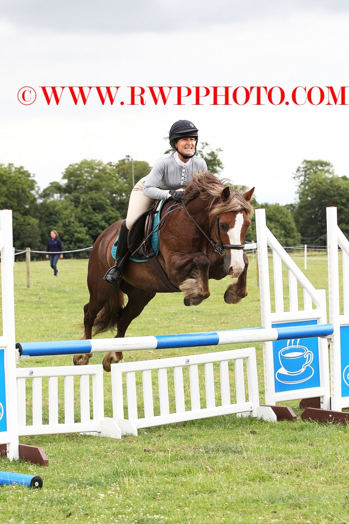 SHPC Show-Jumping & Peter Pan Hunter Trial, Ickworth - 25.06.17