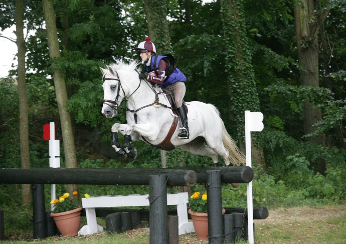 Area 8 Pony Club Horse Trials, Gt. Witchingham - 16.07.17