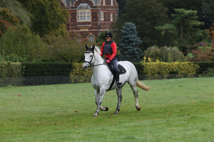 Sandringham Charity Horse Ride - 08.10.17
