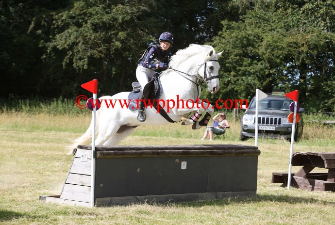 SHPC Peter Pan Hunter Trial & Show-Jumping, Ickworth Park - 24.06.18