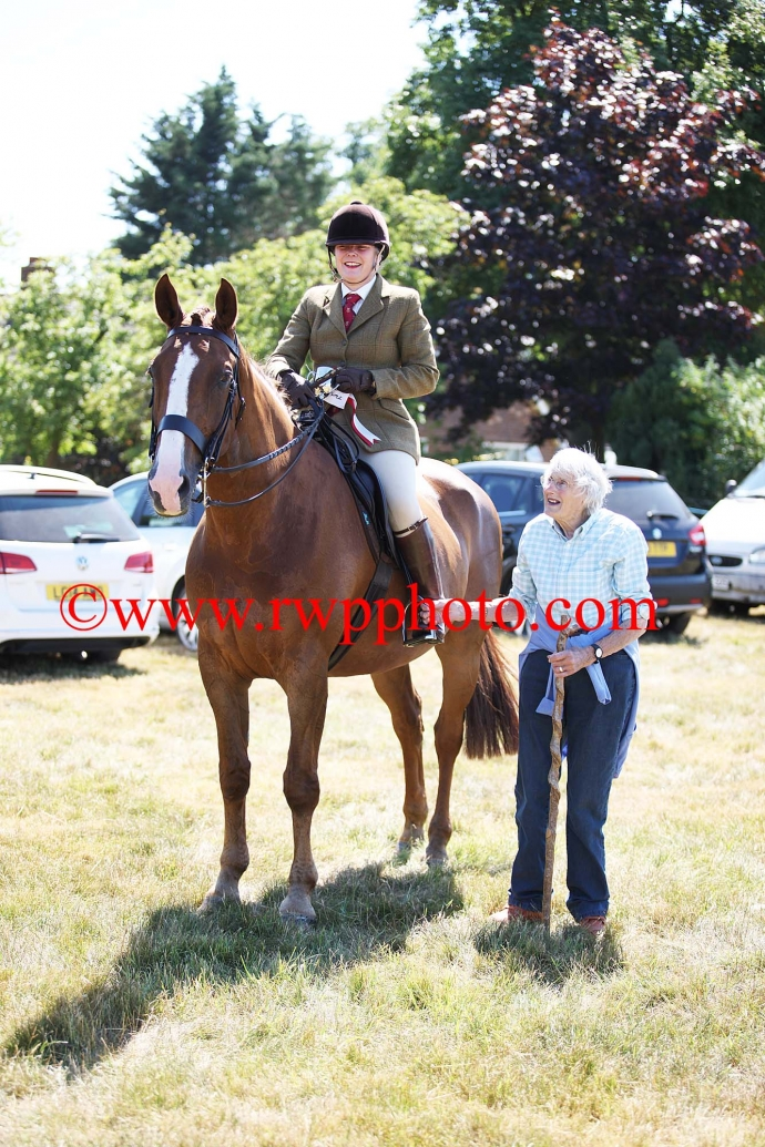 Westerfield Horse Show - 30.06.18