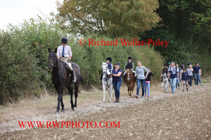 Family Ride Day, Thurlow Kennels - 22.09.19