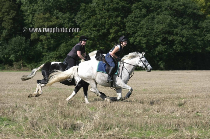The Thurlow Hunt Ride - 26.09.15